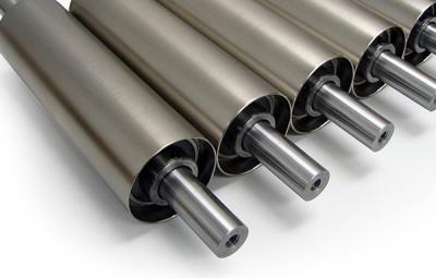 Aluminium Idler roller