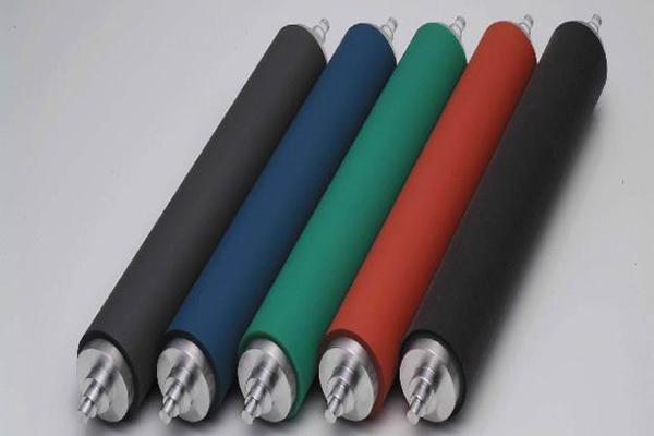 Industrial Rubber Roller manufacturer