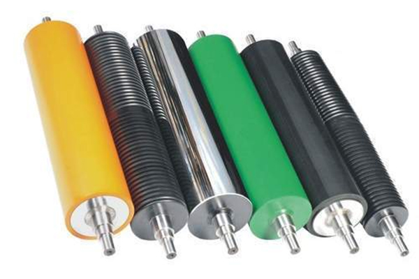 Rubber Coated Roll