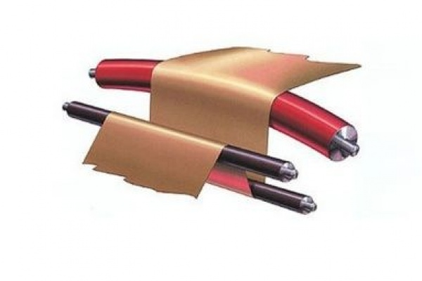 Bowed Rubber Rollers