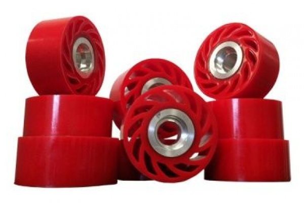 Urethane Coated Rollers Manufacturers