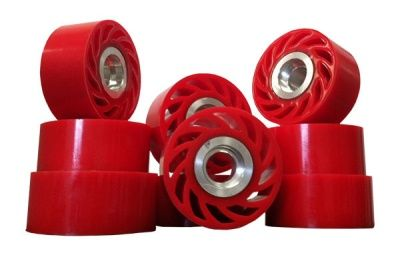 Urethane Coated Rollers Manufacturers in Delhi
