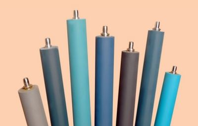 Silicon Rubber Rollers Manufacturer, Supplier and Exporter in Mumbai