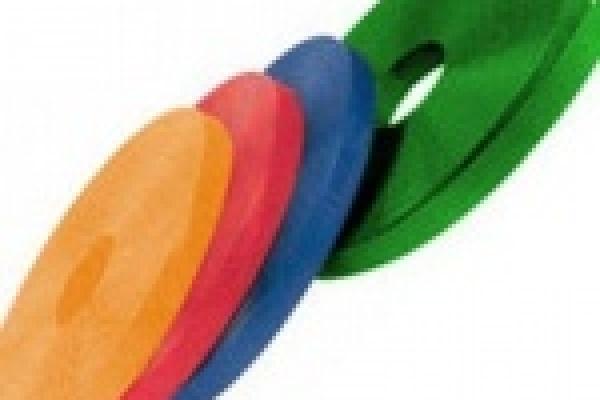 Polyurethane coated roller