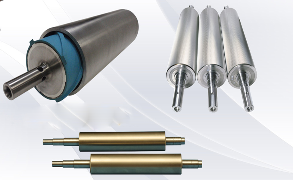 Rubber Roller Manufacturers in India